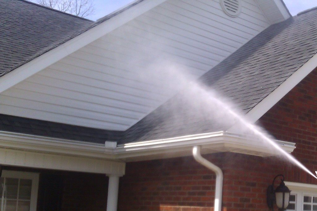 Exterior House & Business Cleaning & Washing in Mooresville & Denver NC